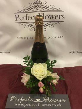 Bottle Floral Arrangement