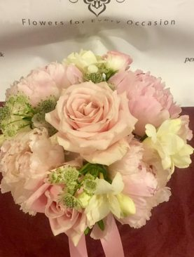 Beautiful Wedding Posy